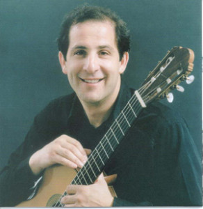 larry ferrara with guitar