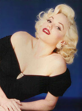 The DLE Marilyn Monroe Tribute Artist
