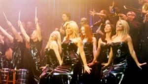 KS Show Band performing in Las Vegas
